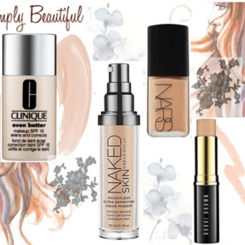 foto Clinique, Urban Decay, Nars y Bobbi Brown en Sephora