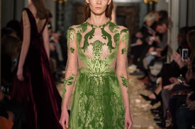 Les plus belles créations de la Fashion Week de Paris Printemps-été 2016