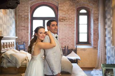 Casamento de Lorranne & Jairo em Verona: um destination wedding onírico!