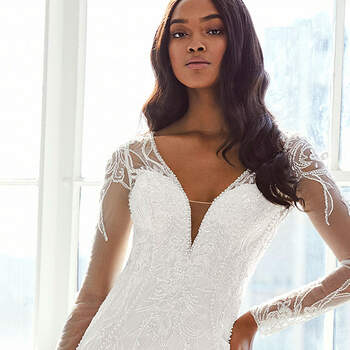 Ashley Grahan x Pronovias