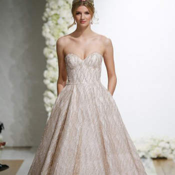 Créditos: MoriLee | Barcelona Bridal Fashion Week