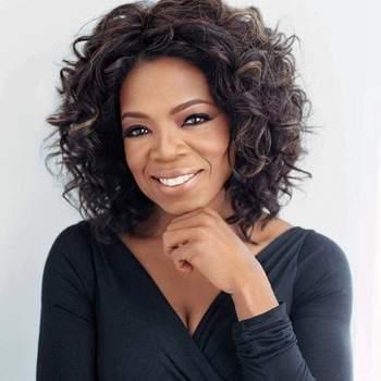 """""""Eu continuo com os pés no chão, só que agora uso sapatos melhores."""" - Oprah Winfrey"""