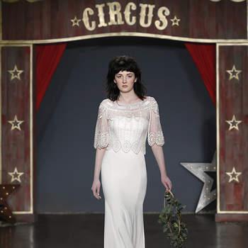 Vestidos de novia escote ilusión: ¡encuentra tu favorito!