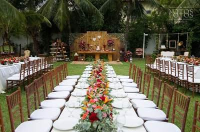 12 dicas para te ajudar a escolher o local do seu casamento: conheça todas elas!