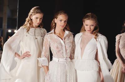 Backstage: les coulisses de la Barcelona Bridal Week 2014