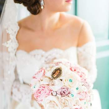 Créditos: Verónica Teixeira - Bridal Bouquets