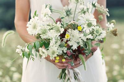 22 białe bukiety ślubne! Jeszcze bardziej eleganckie kwiaty idealnie uzupełnią Twój wygląd!