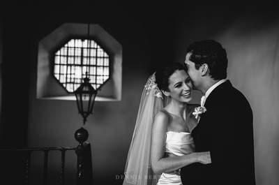 Real Wedding: Una boda mágica con tintes históricos en el Colegio de las Vizcaínas