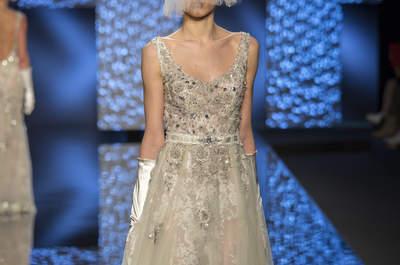 Lusan Mandongus 2016: abiti da sposa semplici ed eleganti
