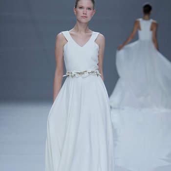 Créditos: Cristina Tamborero, Barcelona Bridal Fashion Week
