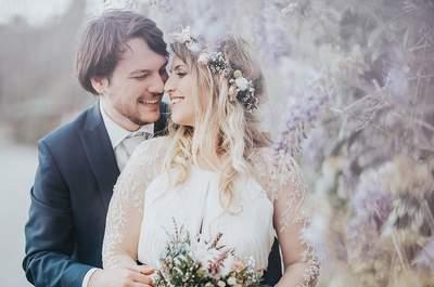 60 estilos de noivas reais: inspire-se!