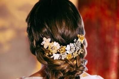 Vota por el peinado de novia más bonito, ¿cuál elegirías para ti?