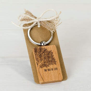 Pack llavero árbol de la vida- Compra en The Wedding Shop