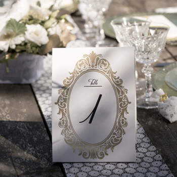 Marcasitio marco oro de 1 a 10- Compra en The Wedding Shop