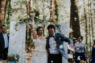 ¿Repetimos toda la vida?: la boda de Marta y Xavi