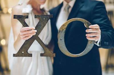 Decoração de casamento em estilo industrial 2017: TOP tendência!