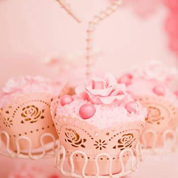 Cupcakes roses, Amy Atlas