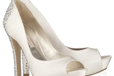 Zapatos de novia Pura López 2016: comodidad y estilo