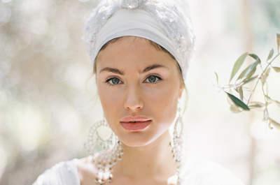 ¿Cómo elegir tus joyas de novia? Asegúrate de brillar camino al altar