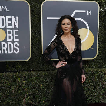 Catherine Zeta-Jones. Credits: Cordon Press