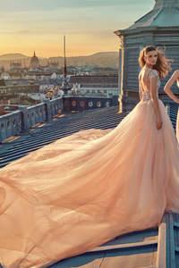 Elegante und romantische Galia Lahav Brautkleider 2017 – Magie liegt in der Luft!