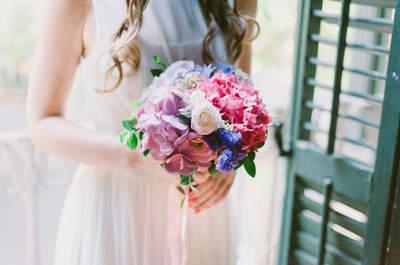 Brautstrauß-Trends 2015: Die farbenfrohen Hingucker für Ihre Hochzeit!