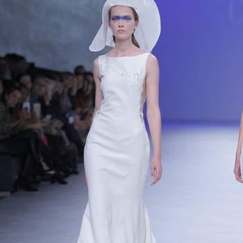 Cymbeline. Barcelona Bridal Fashion week.