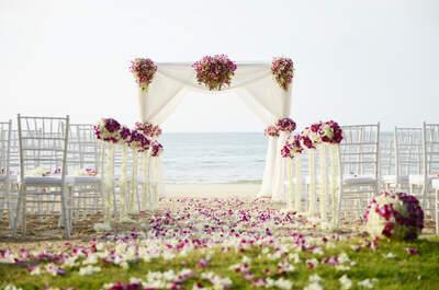 Las 10 mejores florerías para boda en la Riviera Maya: el toque perfecto para la celebración.