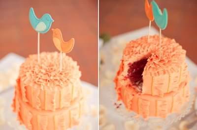 Top 4 cake designers para o seu bolo de noiva no Porto