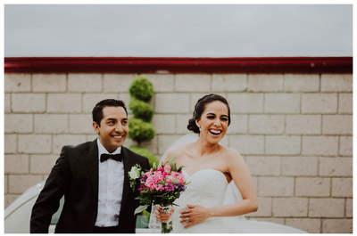Quédate con un fotógrafo de bodas que... ¡cumpla con estas características!
