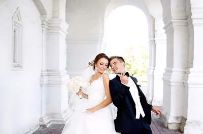 Танец любви: нежная свадьба Романа и Светланы