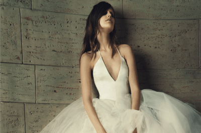 Vera Wang Bridal Collection Spring/Summer 2015