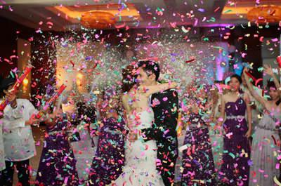 Kunterbunte Hochzeit im Herbst - Diese Farbkombinationen machen Ihre Hochzeit unvergesslich!