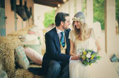 Desde Marrakech hasta Palma de Mallorca: la boda de Ignacio y Marta