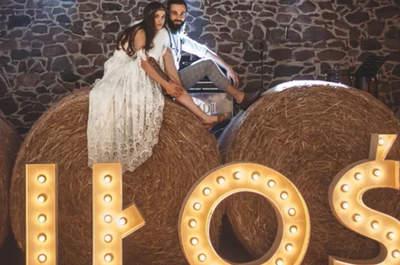 Sposób na wymarzone wesele w świetnym stylu. Zobacz pomysł w produkcji wideo Patryka i Kasi.