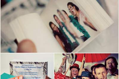 Animation vidéo et flipbook personnalisé : faites participer vos invités avec Fotocall