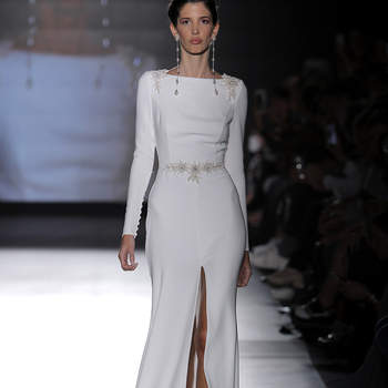 Rosa Clará. Credits_ Barcelona Bridal Fashion Week(5)