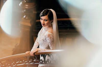 Najbardziej szlachetna sesja ślubna jaka powstała w Polsce! Piękna!