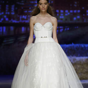 Credits: Barcelona Bridal Week