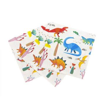 Servilletas Dinosaurios 20 unidades- Compra en The Wedding Shop