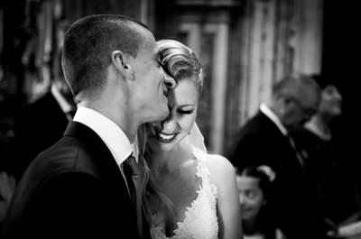 Porquê apostar num registo natural no seu casamento? As fotografias que falam por si!