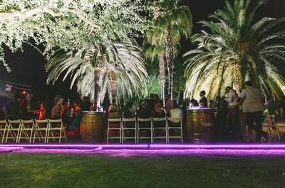 Celebra tu boda en una romántica bodega personalizando hasta el mínimo detalle