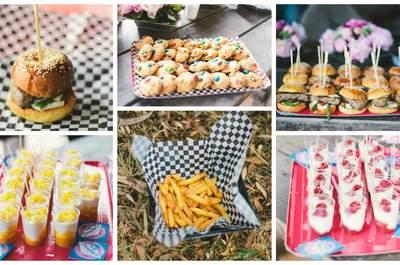 Un food truck à votre mariage ? Une idée aussi originale qu'économique et gourmande !