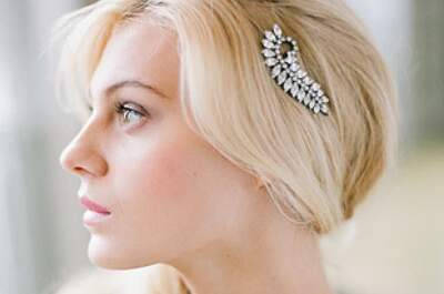 Braut-Make up Tipps für eine Hochzeit im Frühling 2013