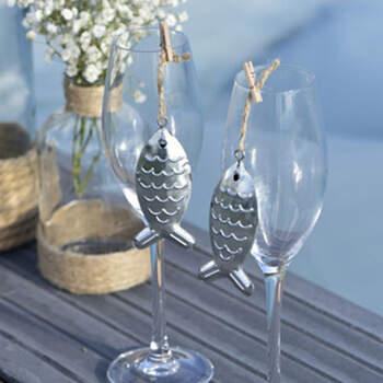 Peces Decorativos 2 unidades- Compra en The Wedding Shop