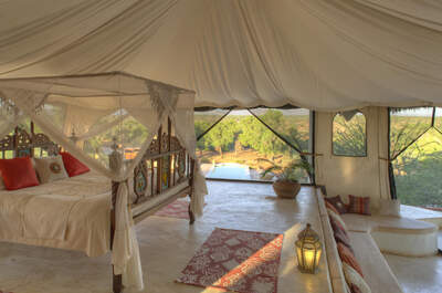 Sasaab Lodge, The Safari Collection