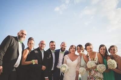 35 phrases que l'on entend à TOUS les mariages