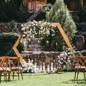 Свадебный декор и флористика: InBloom