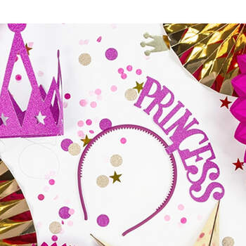Foto: Diadema de princesa
