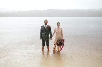 Le mariage le plus international du monde : Un projet fou imaginé par deux amoureux britannique unis... 72 fois !